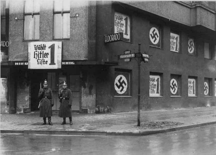 Weimar Berlin 17 Eldorado Club taken over by Nazis.jpg