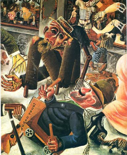 Pragerstrasse , 1920