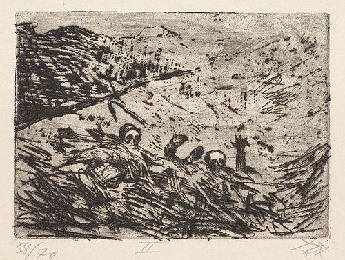 Buried Alive , 1924