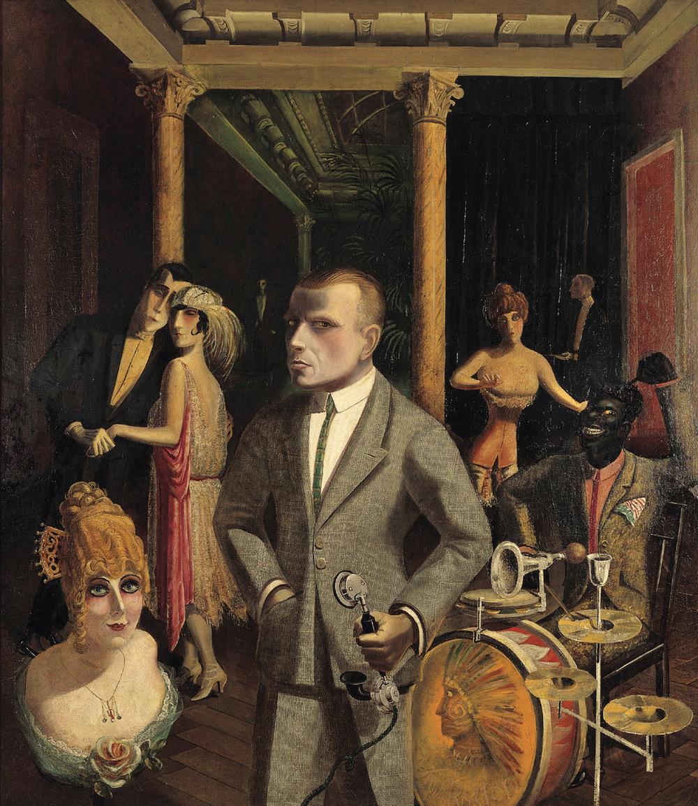 Self Portrait, 1922