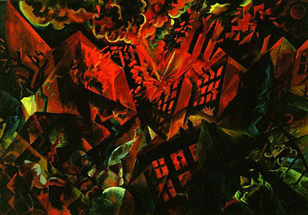 Explosion, 1917