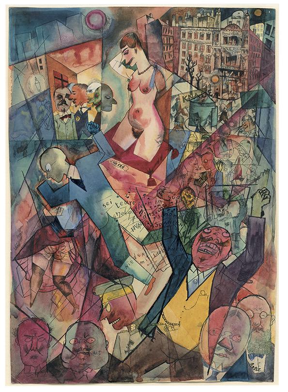 Down with Liebknecht, 1918