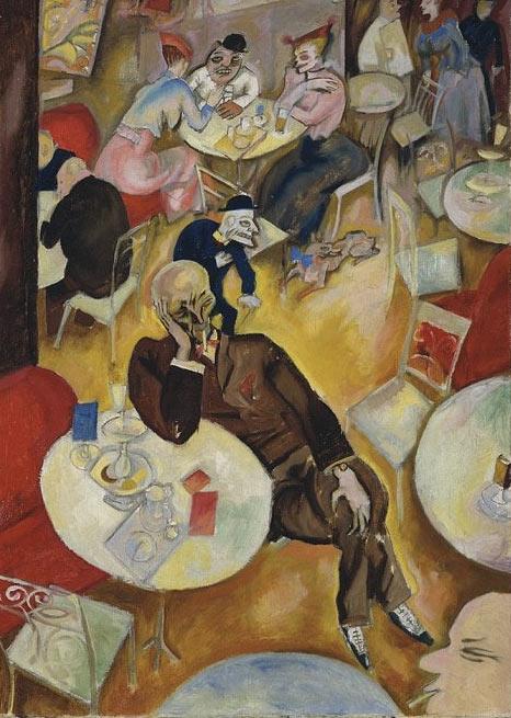 Cafe, 1919