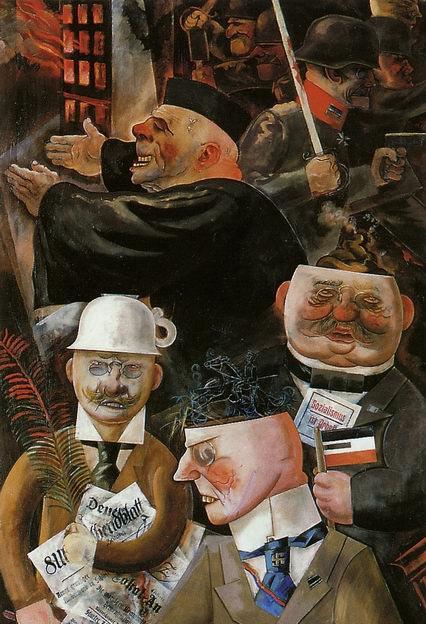 The Pillars of Society, 1926