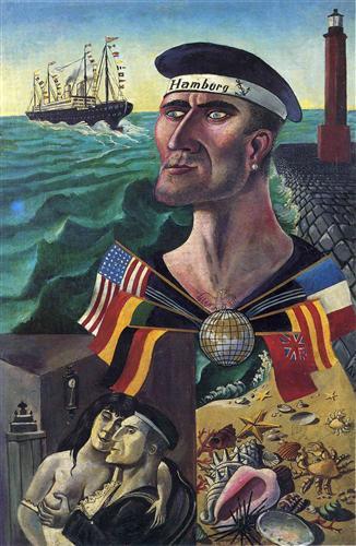 Goodbye to Hamburg , 1921