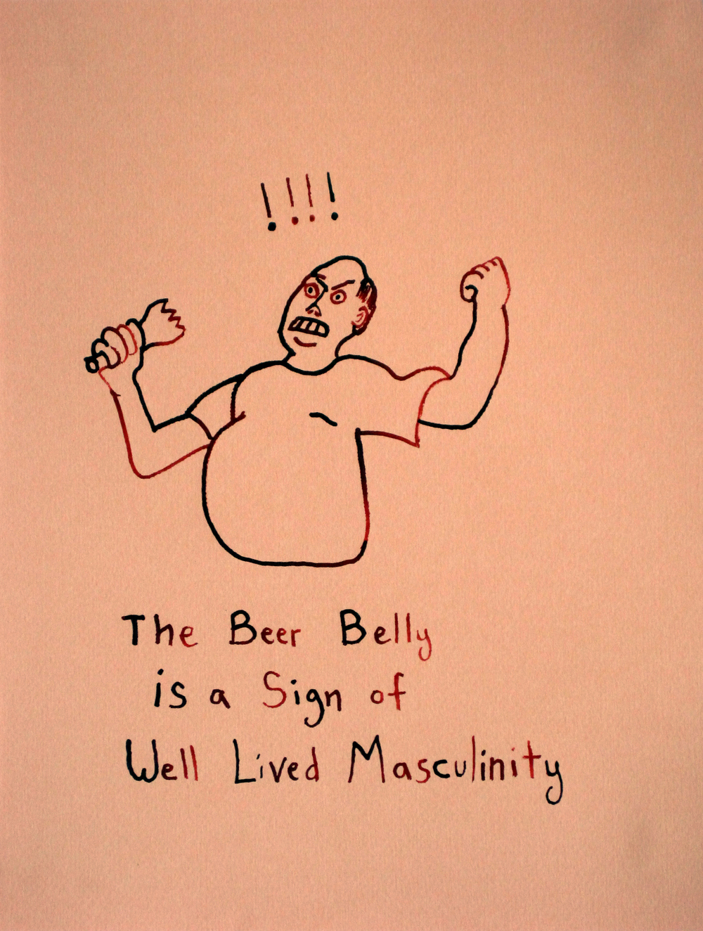 0819 Sign of Well Lived Masculinity 10x13.JPG
