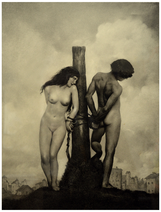 The Mark of the Borgia, c 1930