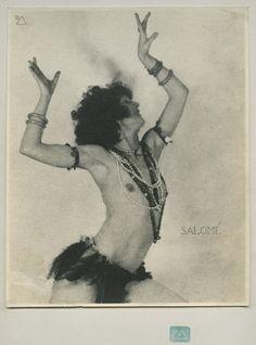 Joyzelle Joyner as Salome