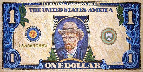 Robert Dowd, Pop Art Money.