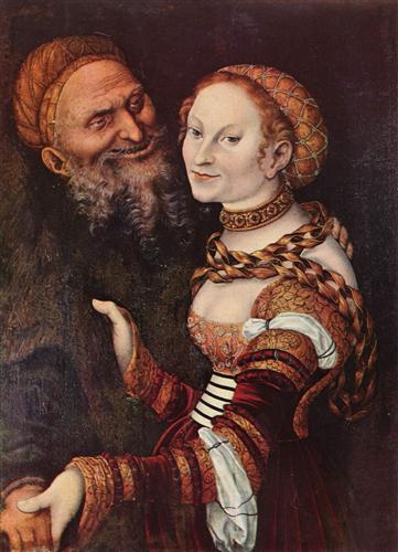Old Man in Love, 1517