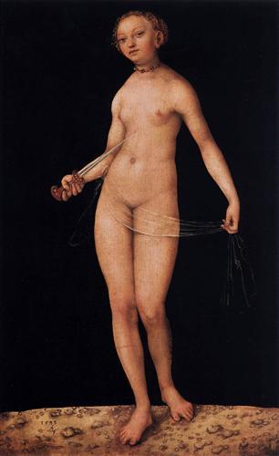 Lucretia, 1533