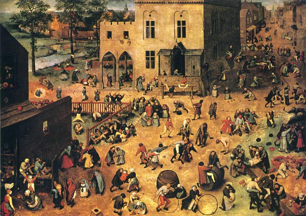 Children's Games, 1560