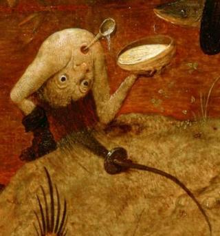 Mad Meg (Dulle Griet) (detail), 1562