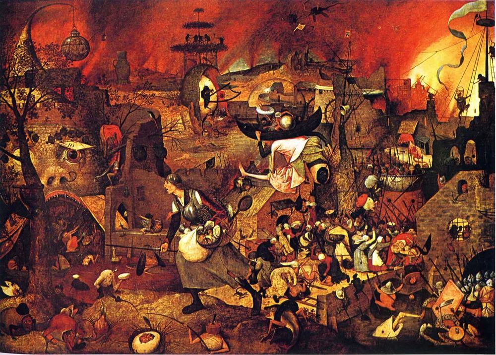 Mad Meg (Dulle Griet), 1562
