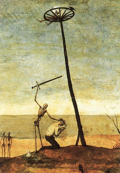 The Triumph of Death (detail), 1562