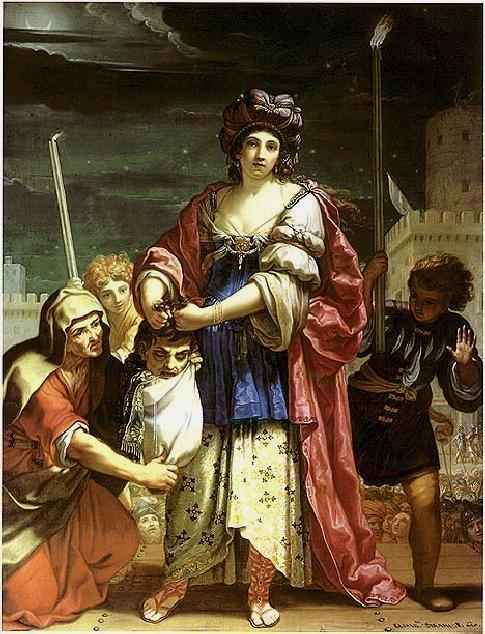 Judith with the Head of Holofernes, c 1660