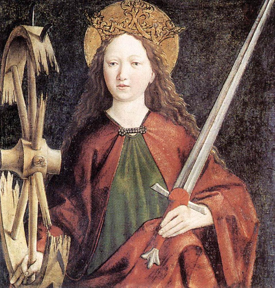 9 St Catherine of Alexandria 3.jpg