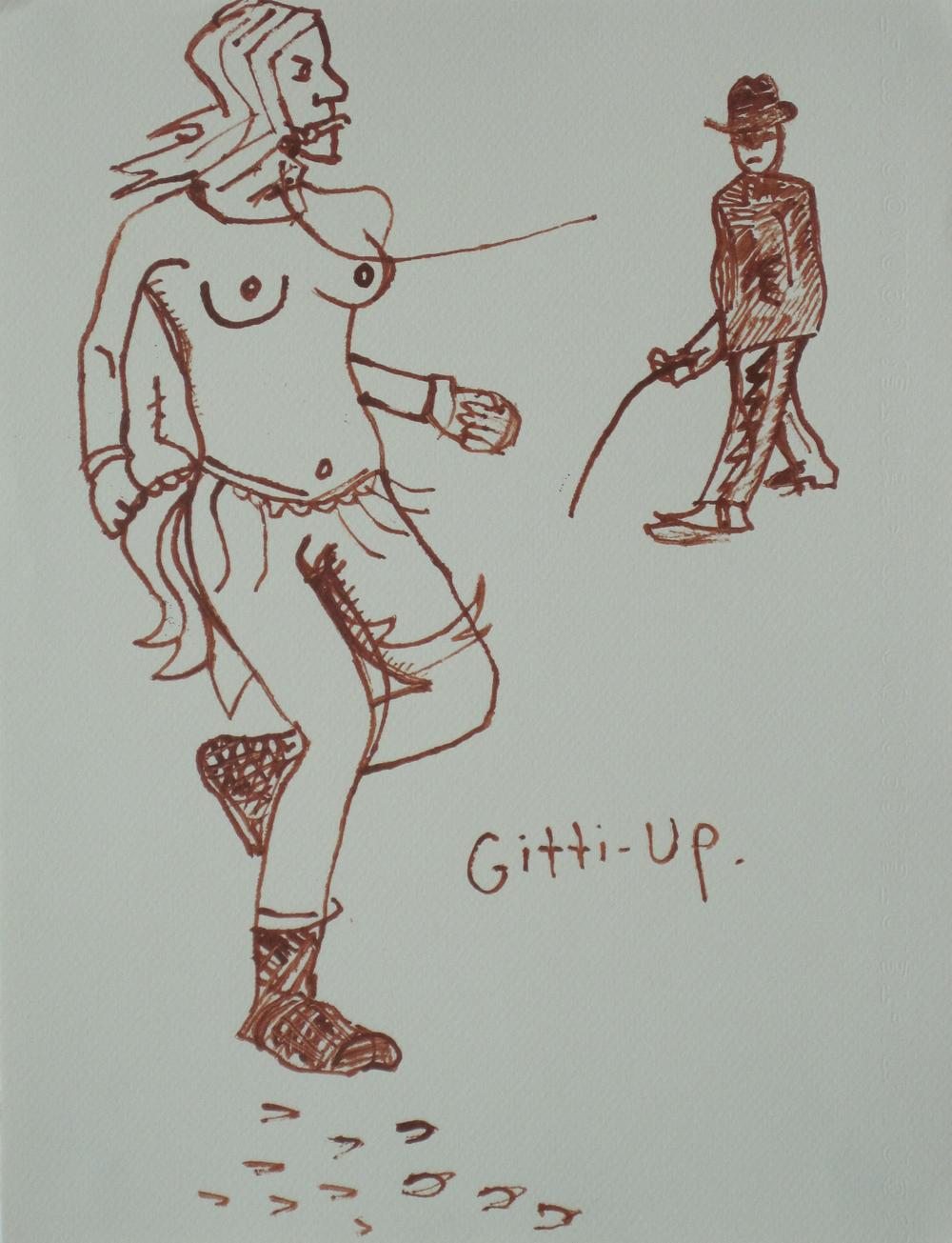 Gitti-up!