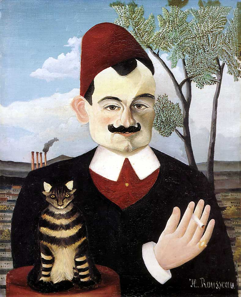 Portrait of Pierre Loti, c 1891