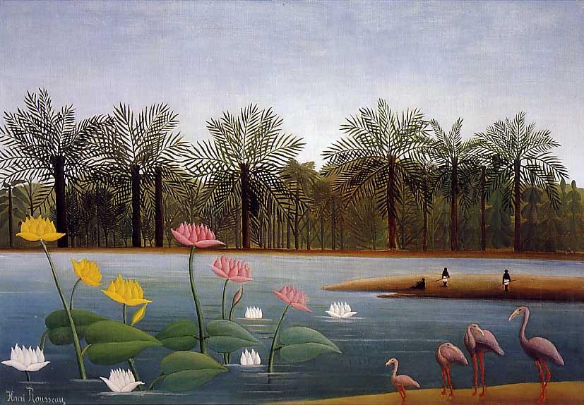 The Flamingos, 1907