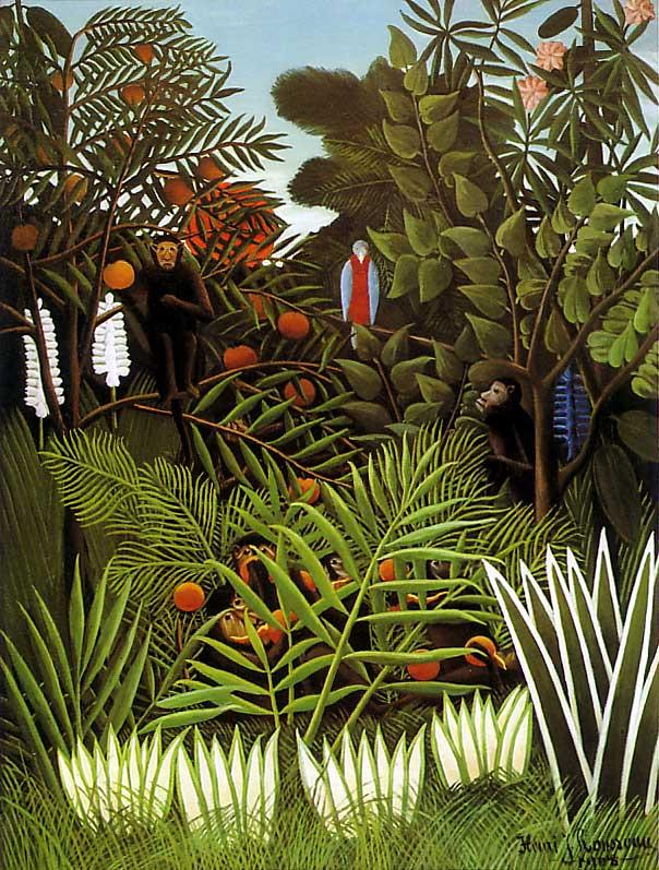 Exotic Landscape, 1908
