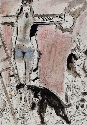 Apocalypse in Lilac - Capriccio, 1945