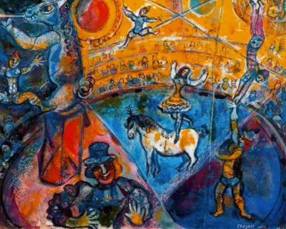The Circus Horse, 1964