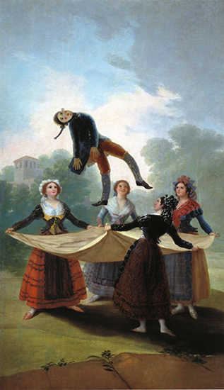 The Straw Manikin, 1792
