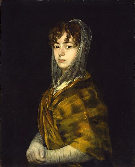 Senora Sabasa Garcia, 1811