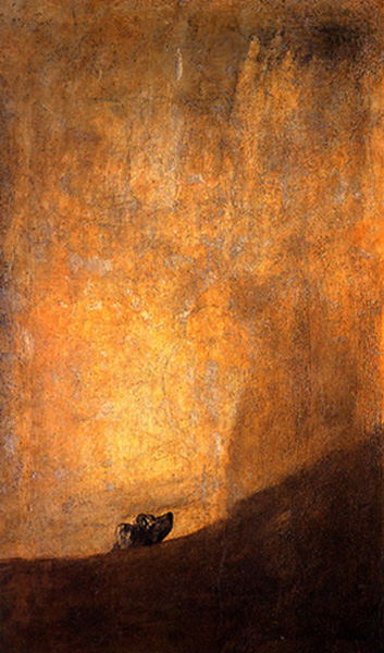 The Dog, c 1823