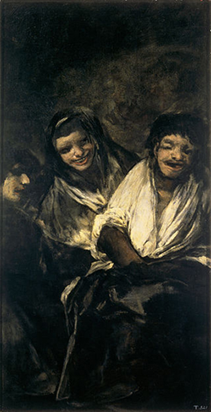 Women Laughing, c 1823