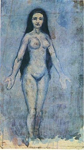 Nude with Dripping Hair, 1902