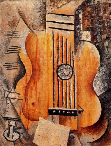 Guitar (I Love Eva), 1912