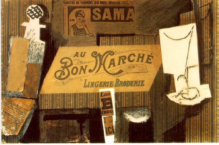 Au Bon Marche, 1913