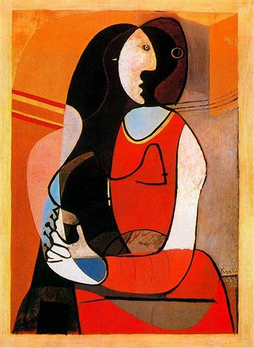 Seated Woman, 1927