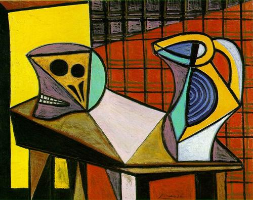 Crane and Pitcher, 1945