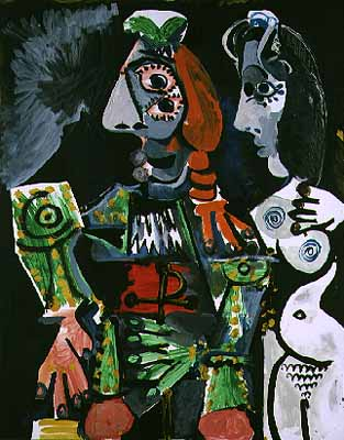 Matador and Female Nude, 1970
