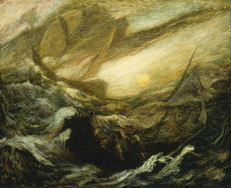 Flying Dutchman, 1887