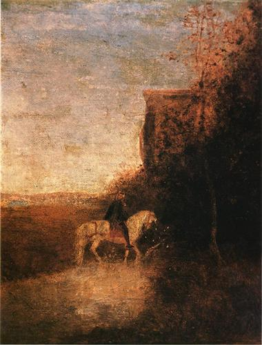 Child Harold's Pilgrimage, 1895
