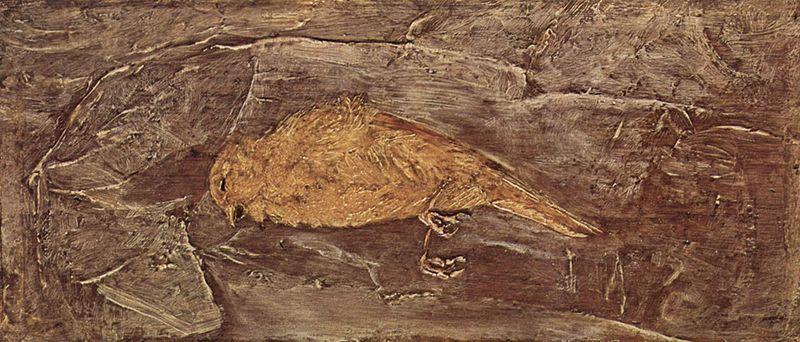 The Dead Bird, 1890 -1900