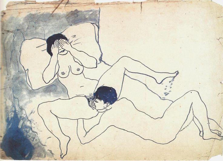 Erotic Scene, 1902