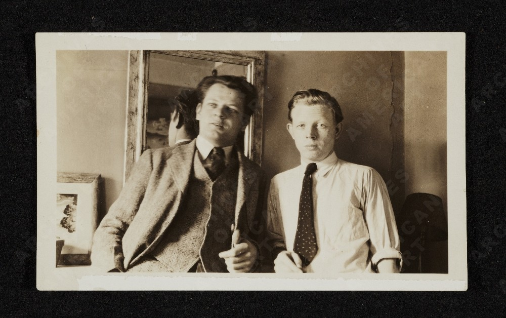 Jackson and Charles Pollock, 1930