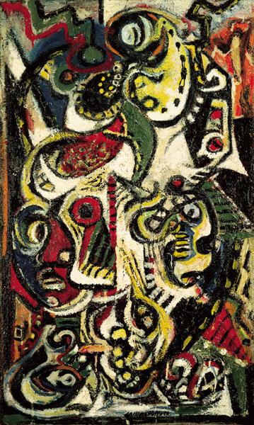 Masqued Image, 1938