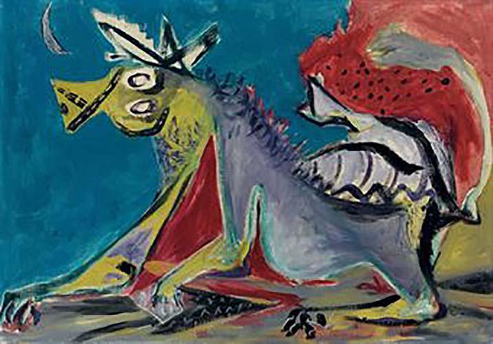 Horse, 1944
