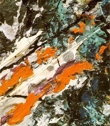 Full Fathom Five (detail), 1947