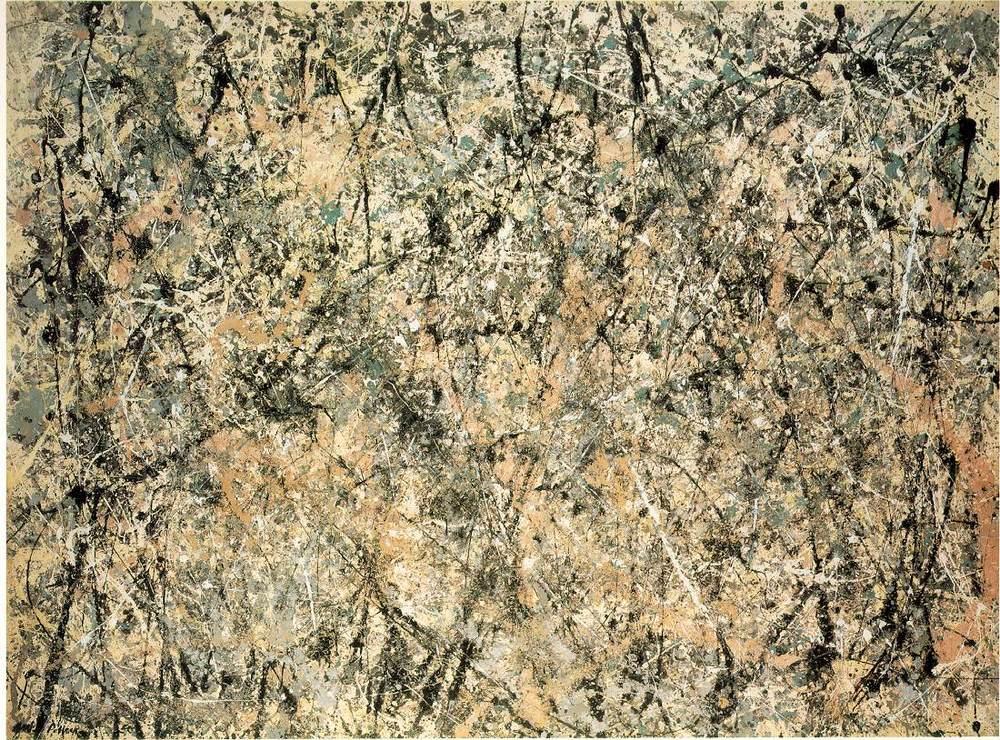 Number 1 (Lavender Mist), 1950