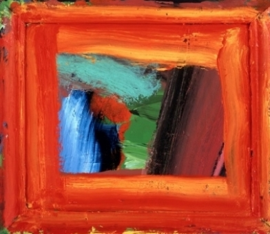 Howard Hodgkin,  Learning About Russian Music , 1999.