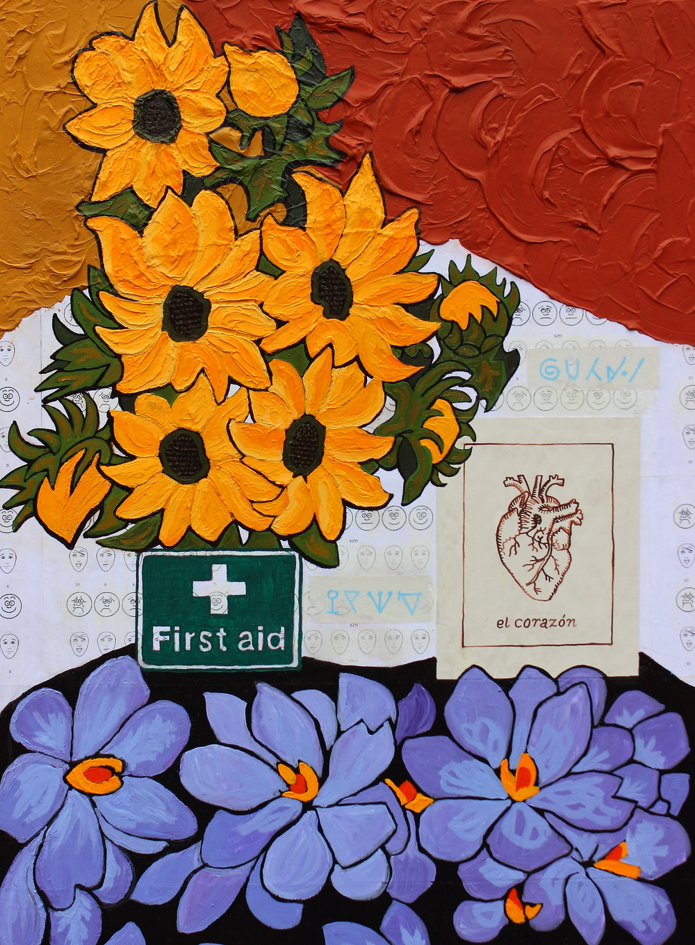First Aid Flowers II