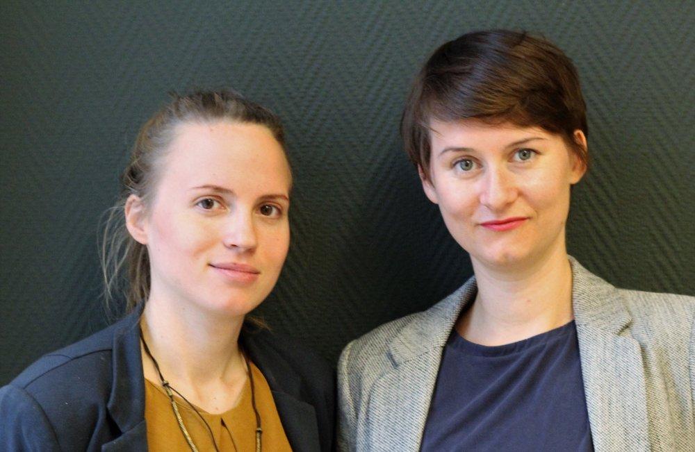Lea & Friederike