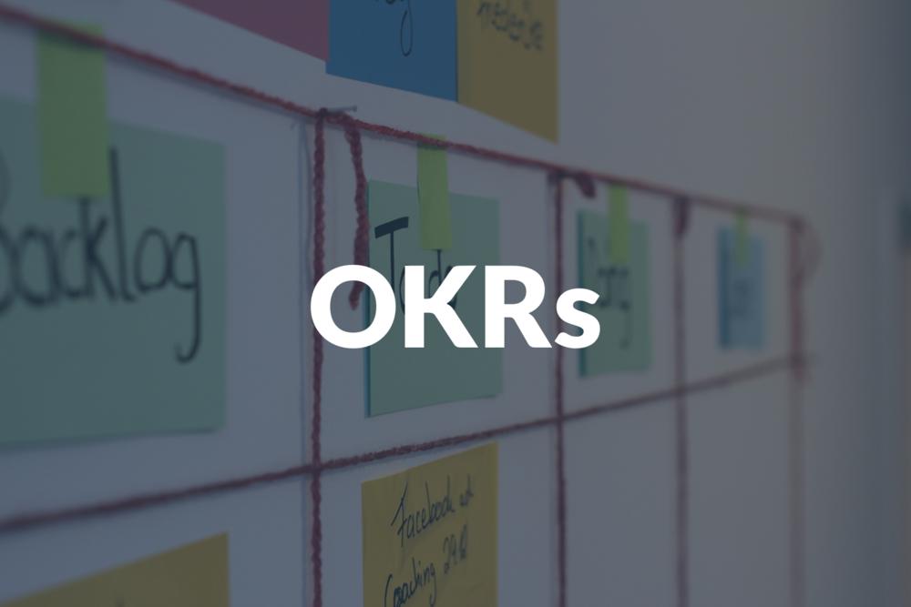 Ziele OKRs